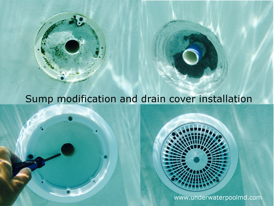 How To Change A Pool Light Without Draining Best Drain Photos Primagem Org